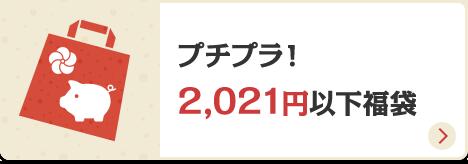 プチプラ!2,021円以下福袋