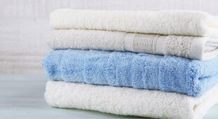 洗剤タオル