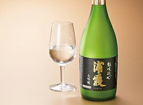 清酒「浦霞」低温熟成 大吟醸酒