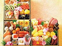 京・料亭 わらびの里&東急百貨店コラボレーション「慶雲」三段重