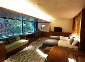 ペットと泊まれる森のホテル ホテル四季の蔵