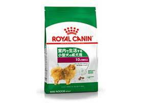 ロイヤルカナン ミニインドアアダルト 室内で生活する小型犬 成犬用1歳以上