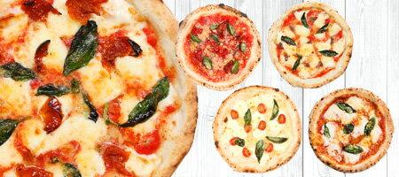ナポリの極5枚ピザセット
