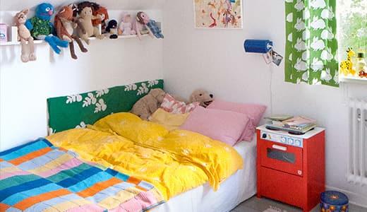 北欧の子どもたちがのびのび過ごす子ども部屋インテリアとは?