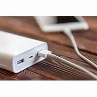 USBつき充電器(NESMITH)