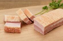 豚バラ肉ブロック1枚丸ごと超熟成板ベーコン