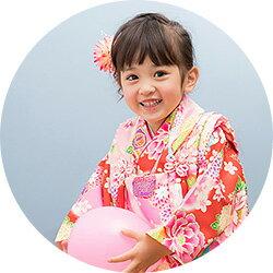 七五三 着物 3歳 セット 女の子
