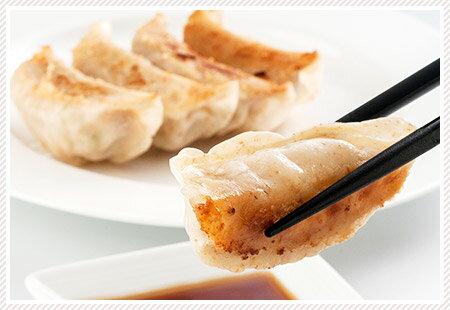 ジューシー焼き餃子の商品イメージ
