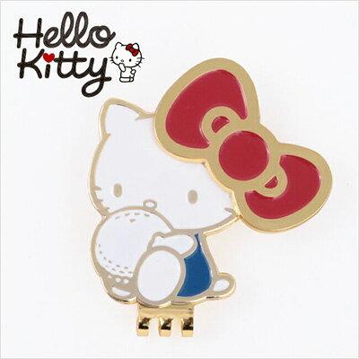 数量限定Hello Kitty<br>コラボ★ゴルフグッズ