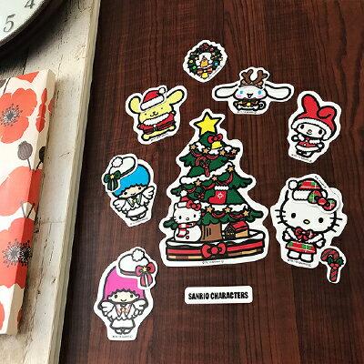 クリスマスデコマグネット