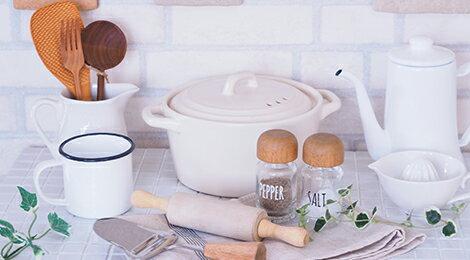 一人暮らし向けの食器セットを用意して自炊にチャレンジしてみよう