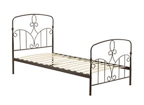 アイアンデザイン ベッドフレーム