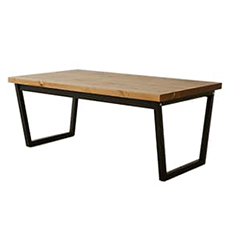 天然木 センターテーブル