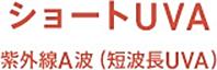 ショートUVA 紫外線A波(短波長UVA)