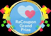 RaCoupon Grand Prize