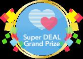 Super DEAL Grand Prize