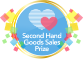 Second Hand Goods Sales Prize