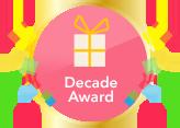 Decade Award
