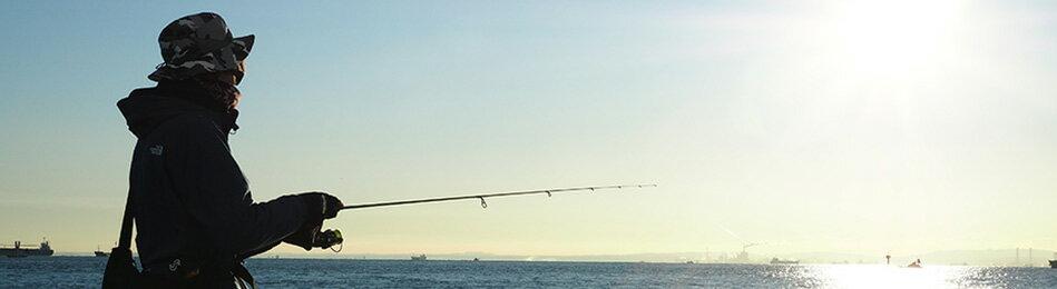 海の堤防釣り