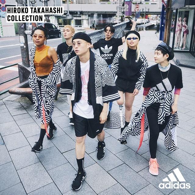 adidas HIROKO TAKAHASHI COLLECTION