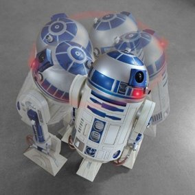 R2-D2 音声・アクション 目覚まし時計