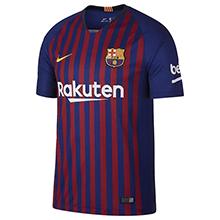 FCバルセロナ18-19 ホームユニフォーム
