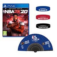 NBA 2K20 PS4版 スペシャルグッズセット
