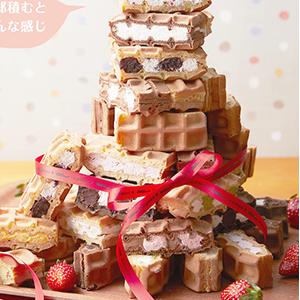 ワッフル・ケーキ