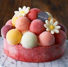 ルタオのアイスケーキ