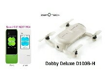 ZEROTECH Dobby Deluxe D100B-H + WIMAX2+ Speed Wi-Fi NEXT W04