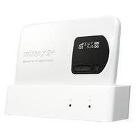 UQ Flat ツープラス ワイマックス Wi-Fi WALKER WIMAX2+ Speed Wi-Fi NEXT WX02 +クレードル