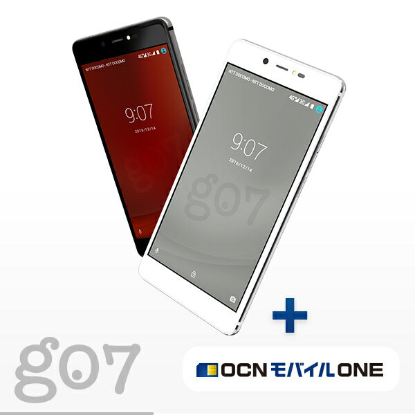 Moto G<br>+OCNモバイルONE 音声通話SIM