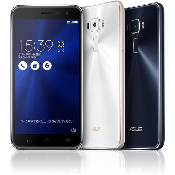 Zenfone3 + 楽天モバイル(SIMカード)