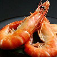 海老のうま煮