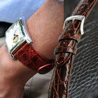 お好みの素材で選ぶ時計ベルト!