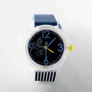 ソーラー電池腕時計