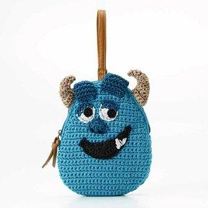 手編みポーチ 「サリー」