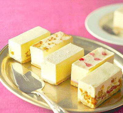白砂糖不使用チーズケーキお試し4種食べ比べセット