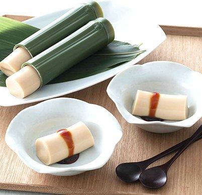「京料理六盛」竹筒プリン(6本入り)