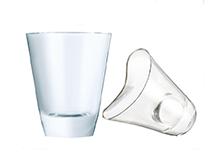 シリコン製グラス