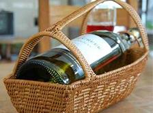 アタ製ワインボトルホルダー