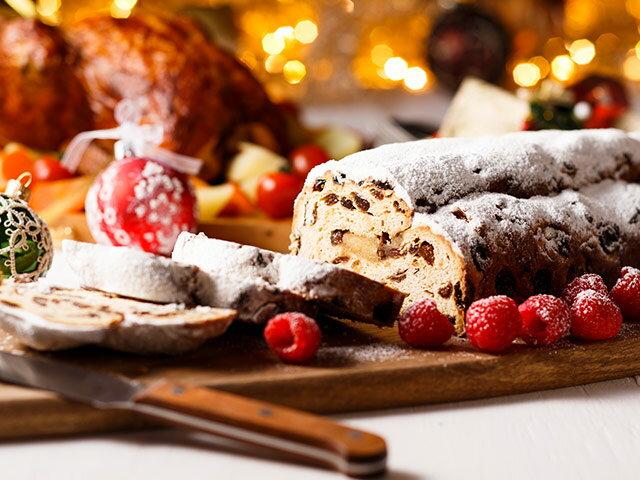 海外ではクリスマスにどんなスイーツを食べているの?