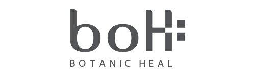 botanic heal boh ロゴ