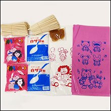 綿菓子[わた菓子]材料セット