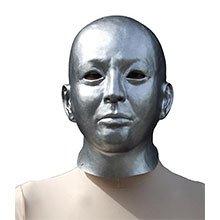 銀ぬり マスク