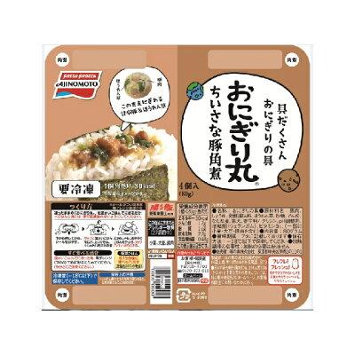 味の素 味の素冷凍食品 AJI18春おにぎり丸 豚角煮4個