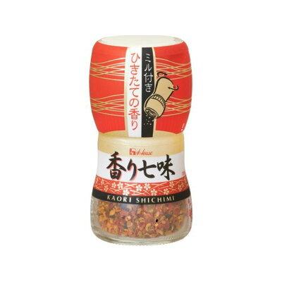 ハウス 香り七味 16g