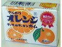 丸川製菓 オレンジマーブルガム 6粒