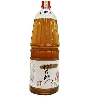 水谷養蜂園 純粋はちみつ ポリ 2.4Kg