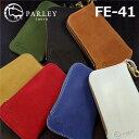 PARLEY エルク iPhone6Plus ケース FE-41 鹿革 スマホケース